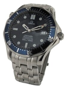 Watch Refurbishment - Omega Seamaster