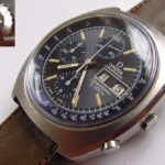 Omega watch - speed