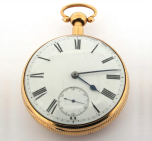 Expert Pocket Watch Repair - W.E Clark & Son Watch Repairs