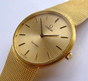 Omega Watch Repair - W.E Clark & Son Watch Repairs