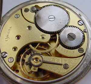 Omega Watch Repair - W.E Clark & Son Watch Repair