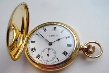 Benson Pocket Watch Repair