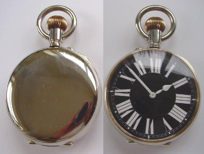 Military Pocket Watch Repair