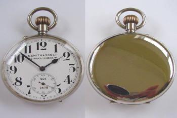 Railroad Pocket Watch Repair