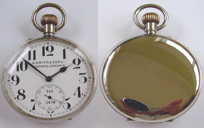 Railroad Pocket Watch Repair