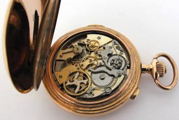 Repeater Pocket Watch Repair
