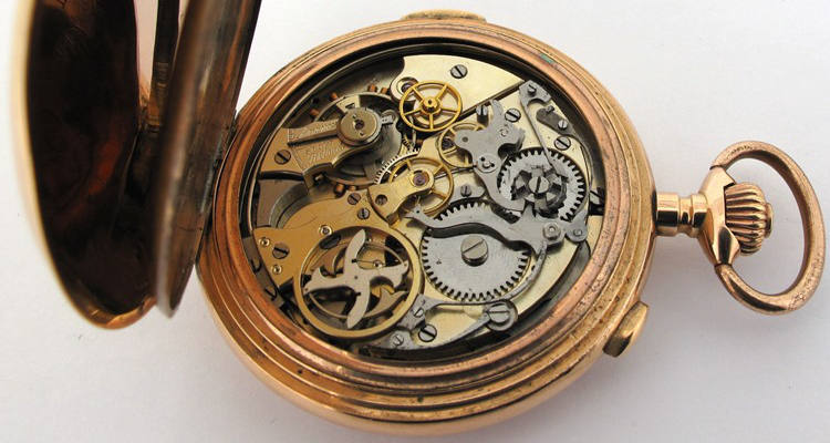 Repeater Pocket Watch Repair