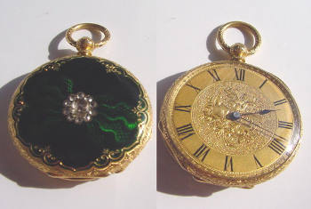 Antique Pocket Watch Repair