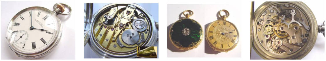 Pocket Watches - Banner Image