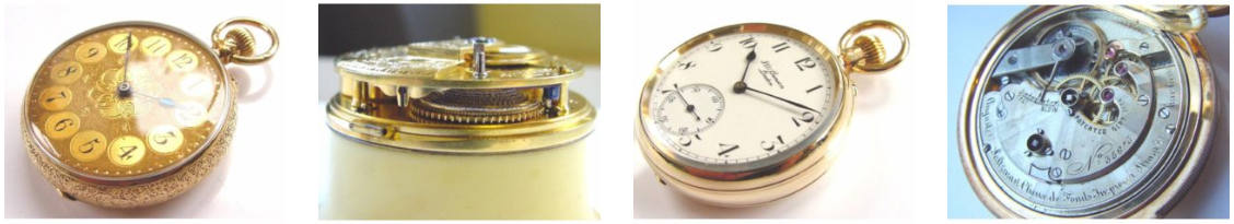 Pocket Watches Banner Image