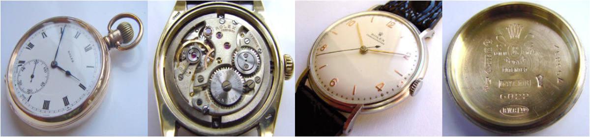 Watch Repair Image Banner - Rolex