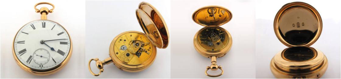 Watch Repair Image Banner - Vintage Watches