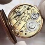 Internal Cylinder watch