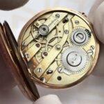 Internal Cylinder watch