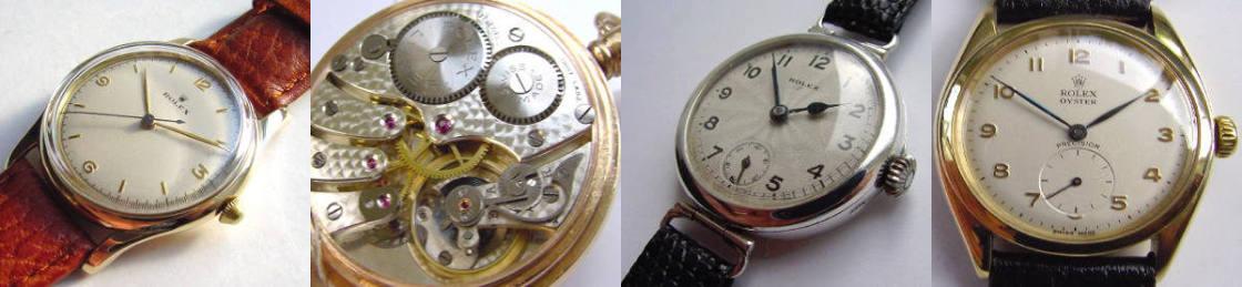 Rolex Watch Repair Banner Image