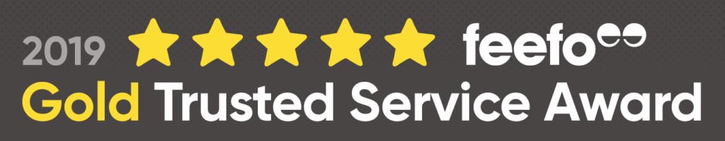 Feefo gold service watch repair