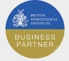 British Horological Institute - Business Partner logo image - 140x125
